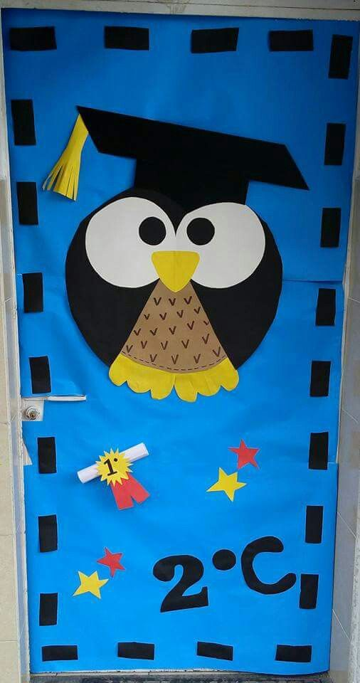Resultado de imagen para decoraci n navide a infantil con for Puertas decoradas con dinosaurios