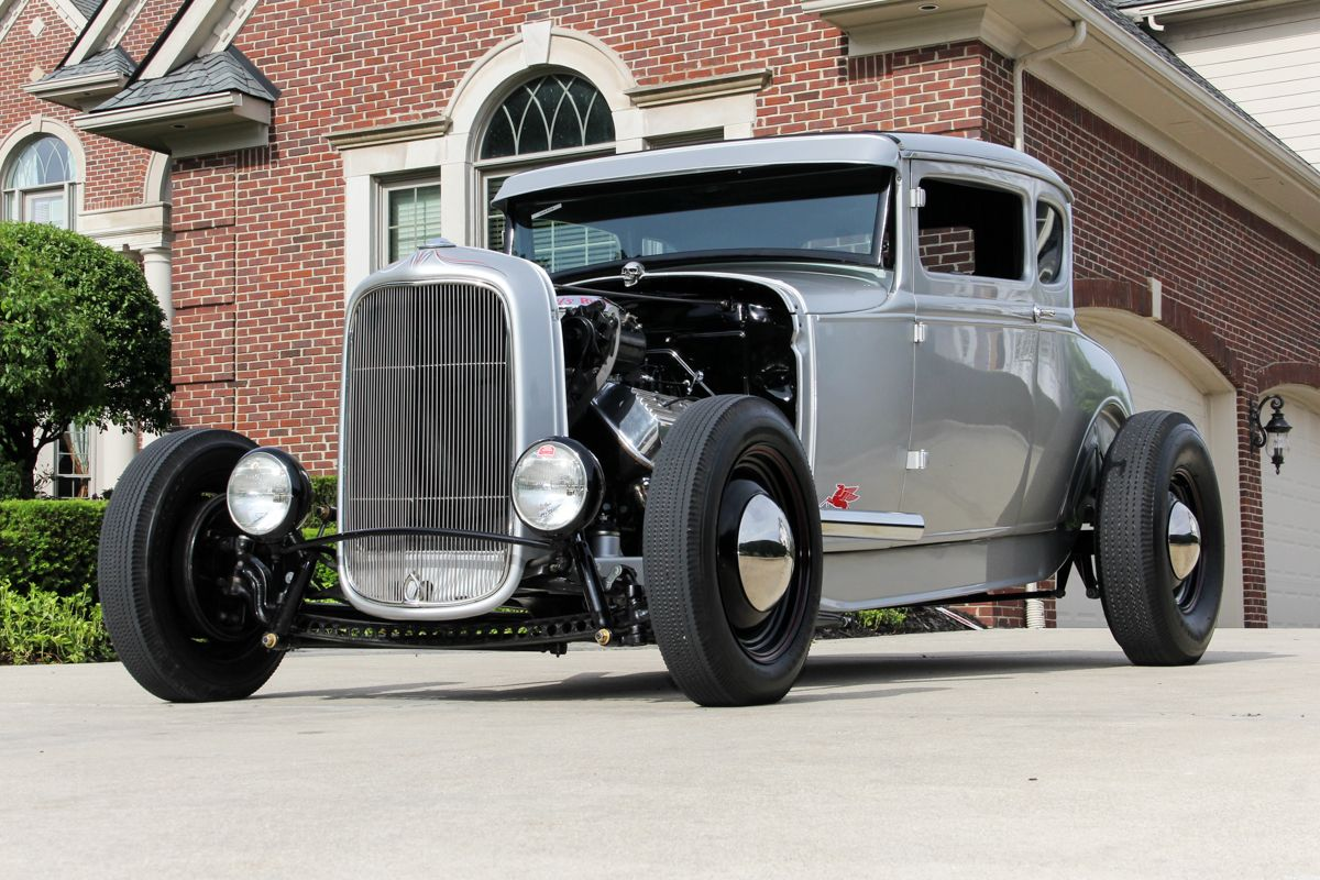 1930 Ford 5-Window | Classic Cars for Sale Michigan - Antique Muscle ...