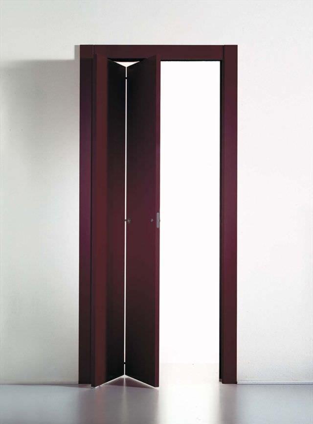 Folding door / wood - NIEDER2 - TRE-P & TRE-Piu | Door alternatives ...