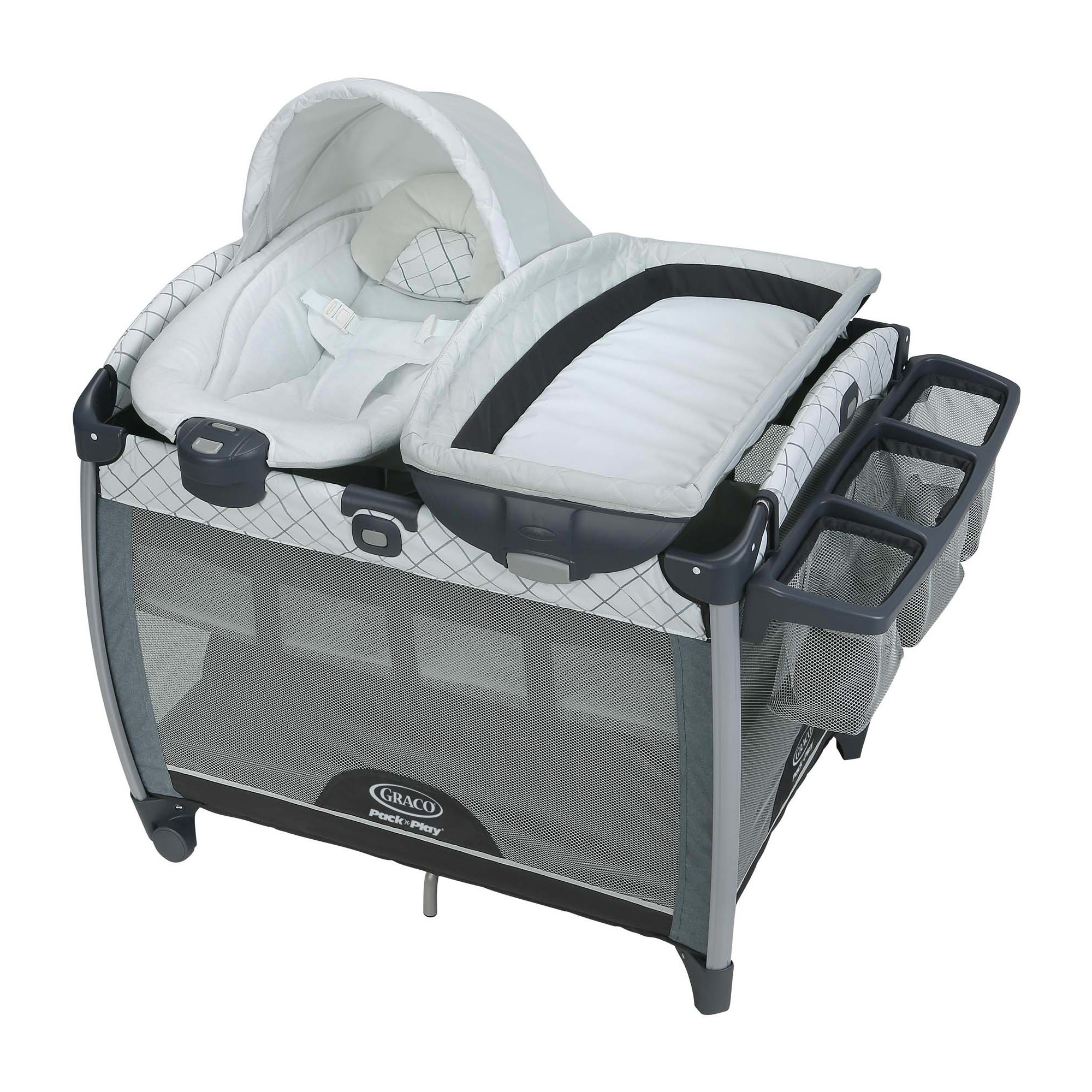 Graco Pack 'n Play Quick Connect Portable Bouncer with ...