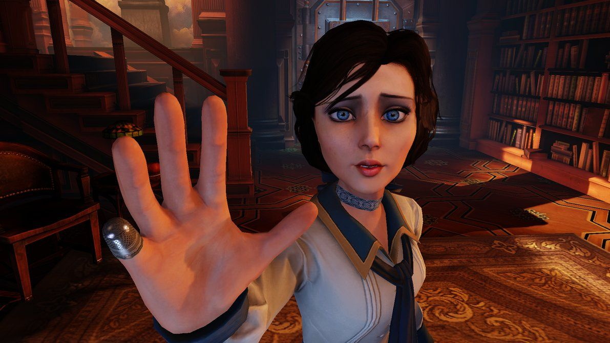 Pin By Kyle On Inspiration Video Games Bioshock Bioshock