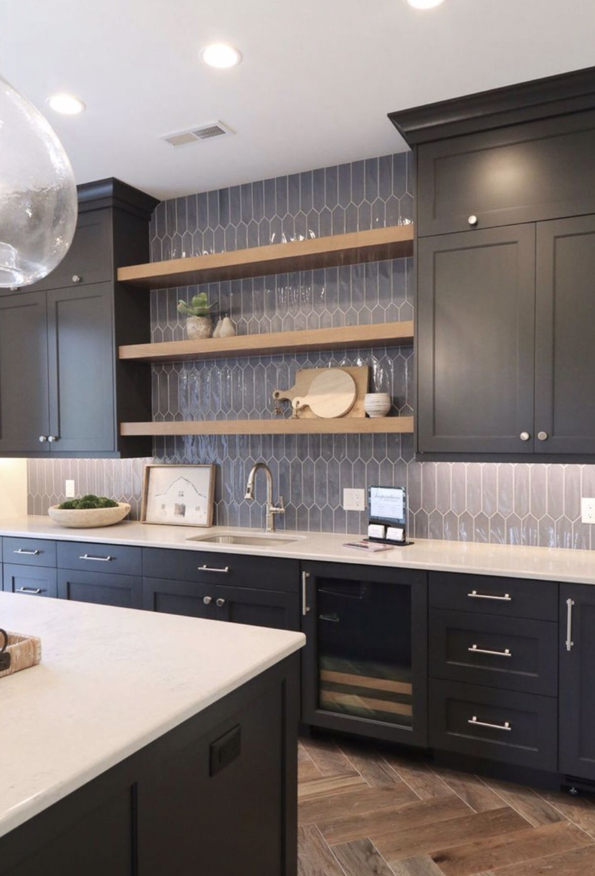 dishwasher cabinet plans in 2020 blue gray kitchen cabinets kitchen renovation grey kitchen on kitchen decor grey cabinets id=44365