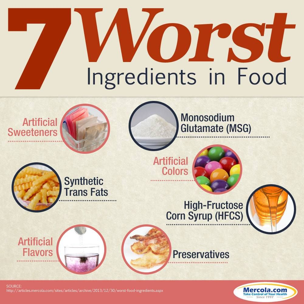 These are 7 of the worst processed food ingredients that you 7 worst ingredients in food avoid for healthy eating forumfinder Gallery