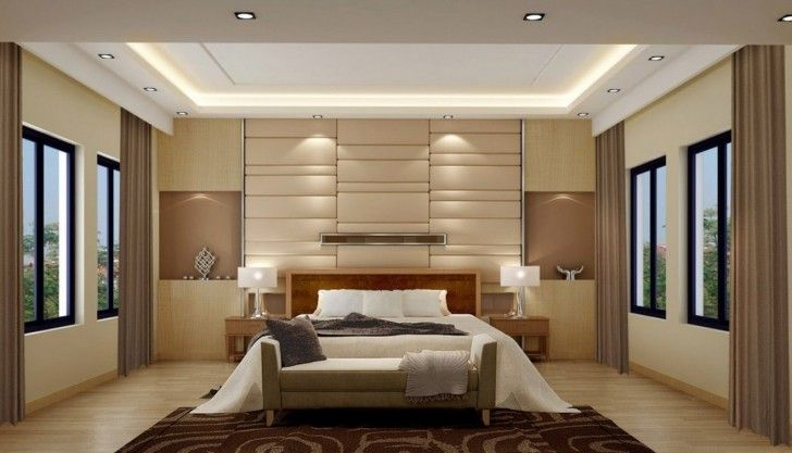 Wall Paneling Design For Bedroom Google Search Modern Interior - Bedroom paneling designs