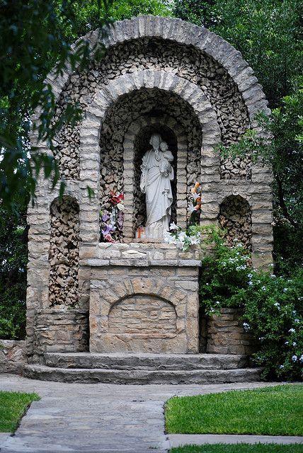 Correo Joce5656 Hotmail Com Grotto Design Prayer Garden Meditation Garden