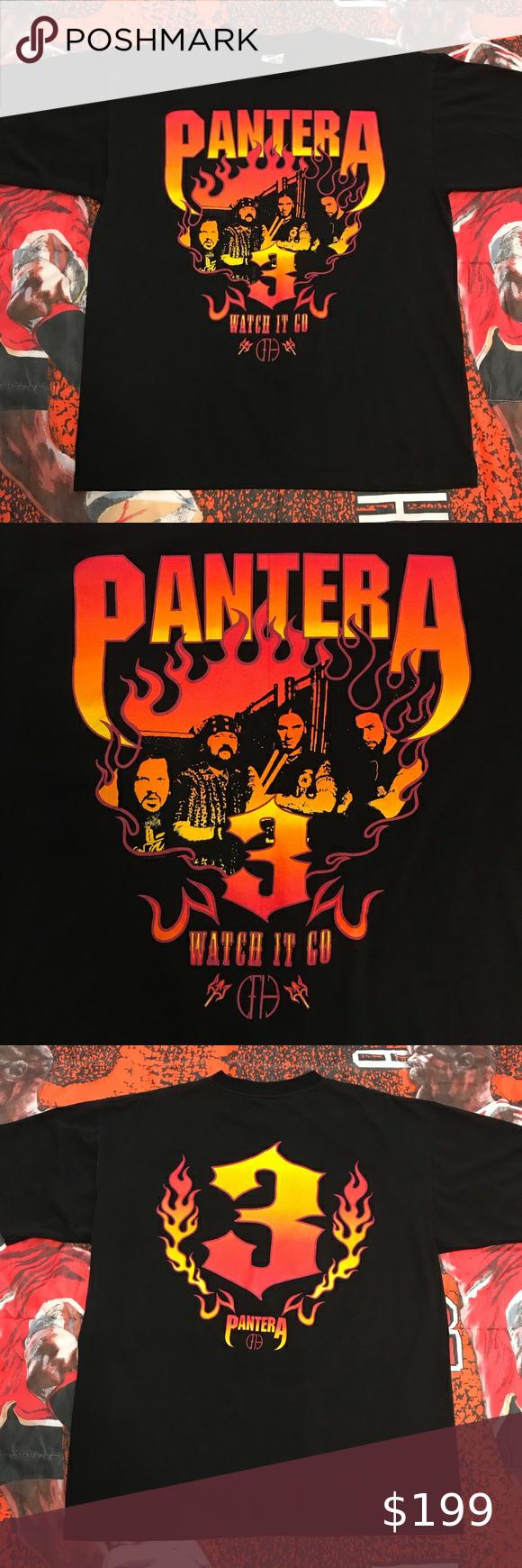 Pantera Logos De Bandas Pantera Band Pantera