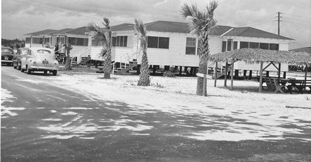 Vintage Photos Gulf Shores 1950s Alabama Vacation Gulf Shores Summer Travel