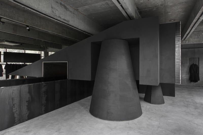 An Interior Design  Yujie Liu  Jianzhou Wang  U00b7 Black Cant