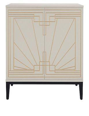 Inspirational Art Deco Drinks Cabinet