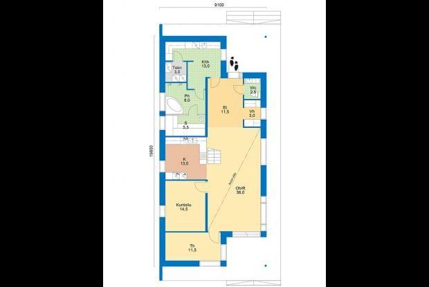 19 Lammi-Kivitalo Sampo | Asuntomessut