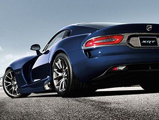 2016 Dodge Viper Hand Crafted Sports Car