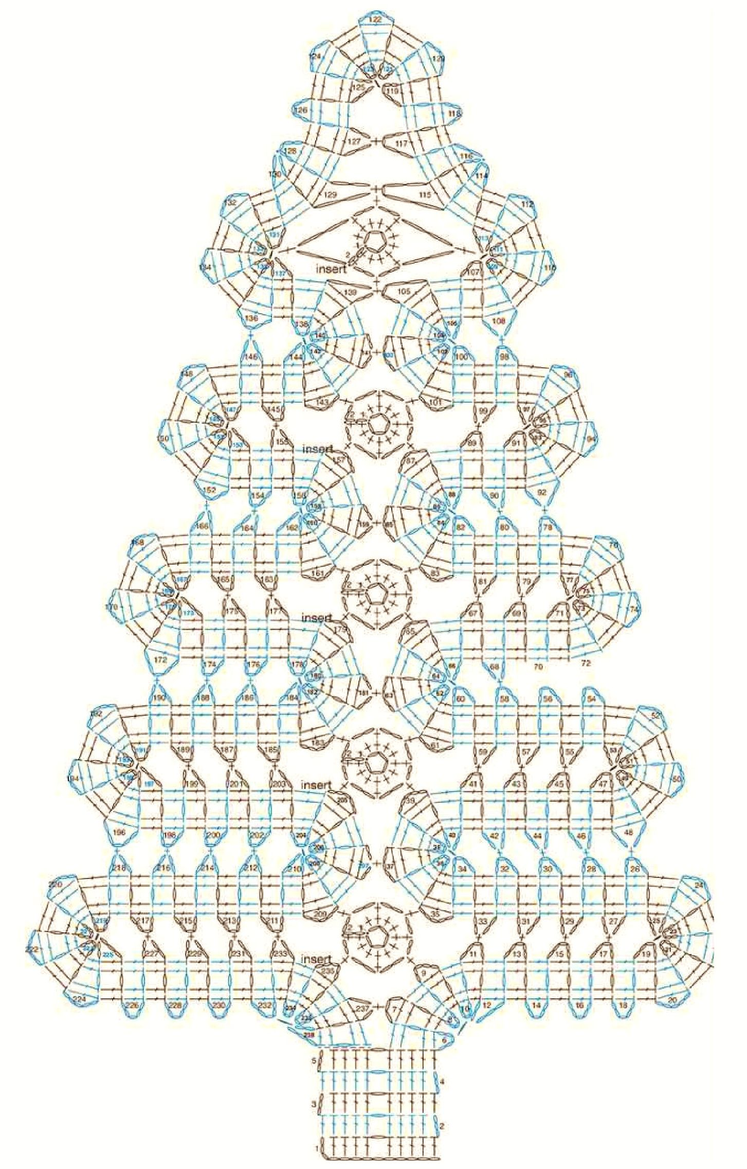 Pin de Rosa Liendo en Navidad | Pinterest | Navidad, Ganchillo y Encaje