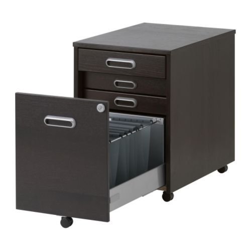 Perfect GALANT Drawer Unit On Casters IKEA Easy To Choose Your Own Code On The  Combination Lock