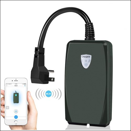 10 Best Wi-Fi Outdoor Outlets and Plugs: Control Your