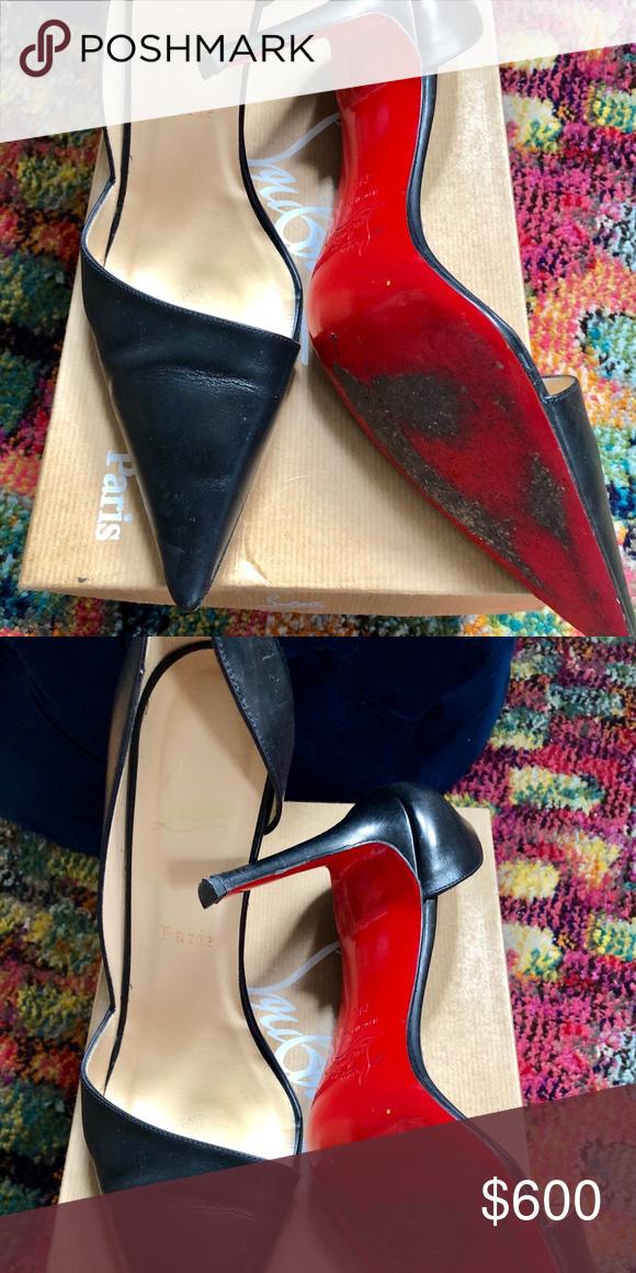4fdadae19a7 louboutin Worn louboutins size 39.5 Christian Louboutin Shoes Heels ...