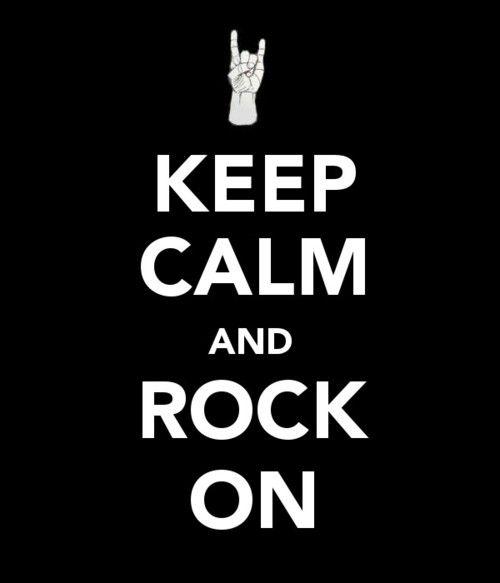 Keep Calm and Reblog.