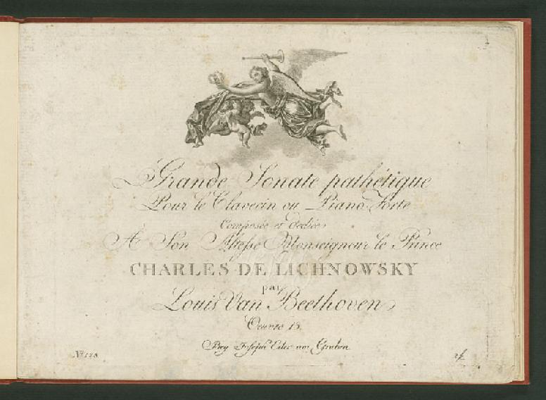 Piano Sonata No 8, Op 13 (Beethoven, Ludwig van) - IMSLP/Petrucci