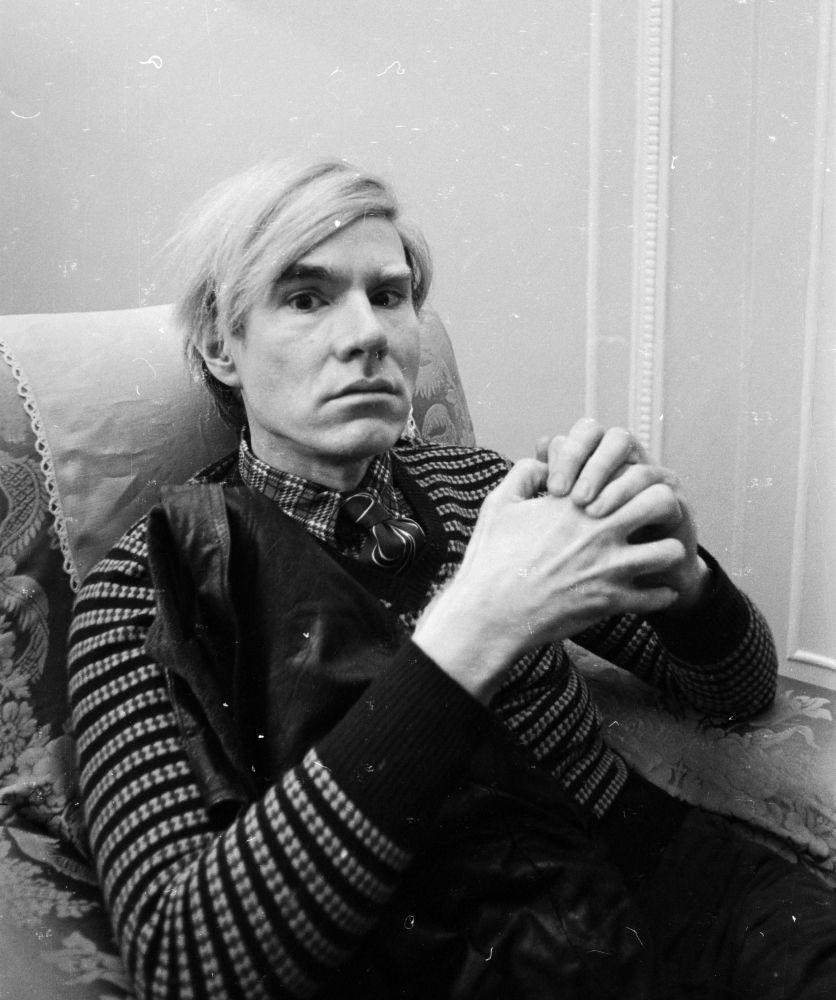 Andy Warhol - Getty