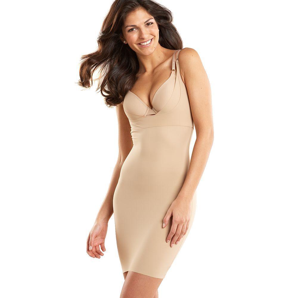 bd83721b15078 Maidenform Shapewear Wear Your Own Bra Firm Control Full Slip 2541 -  Women s