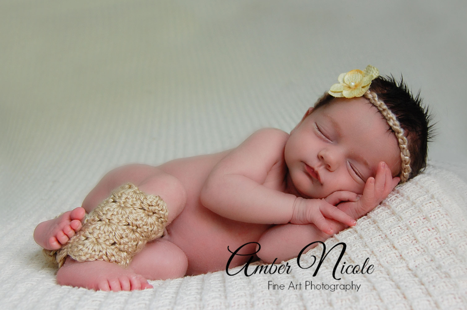 Newborn Photography Evansville In