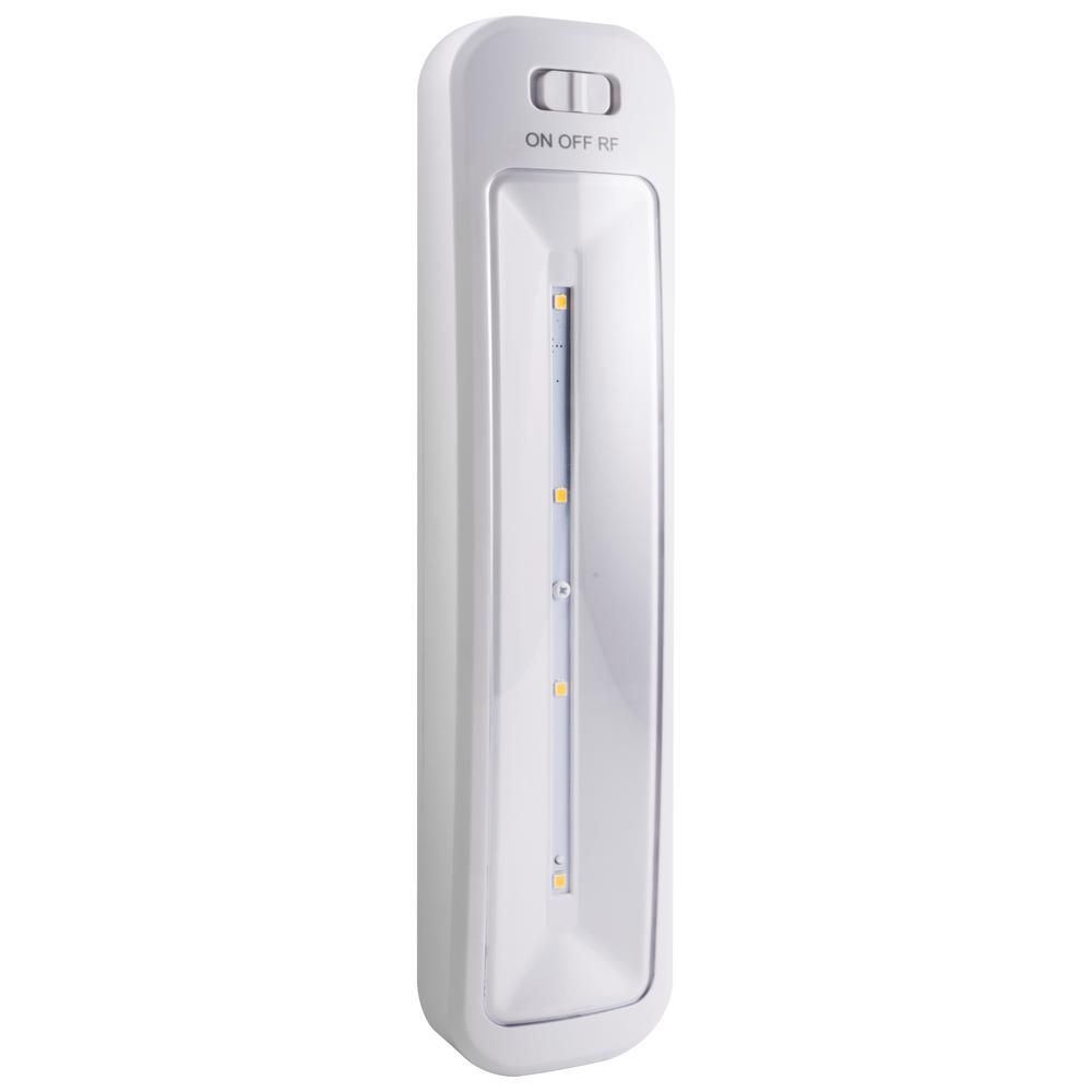 Ge 9 In Battery Operated Wireless Remote Led Under Cabinet