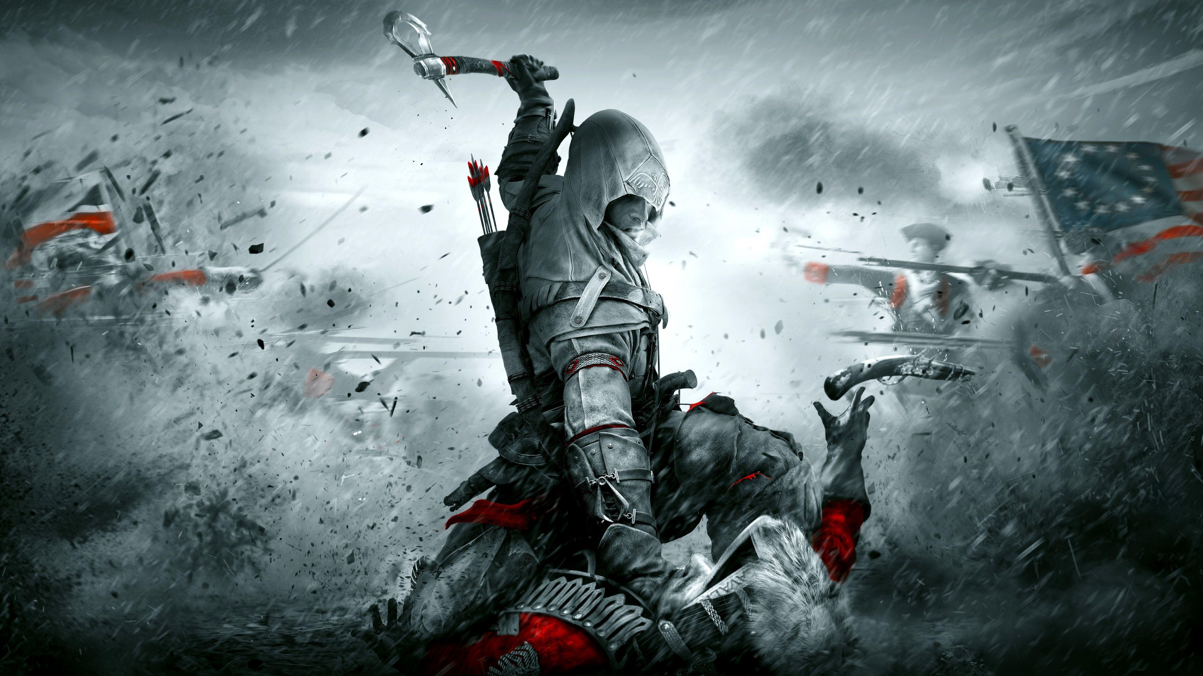 Assassin S Creed Wallpaper 4k Pc Gallery Assassin S Creed Wallpaper Creed Wallpaper Assassins Creed