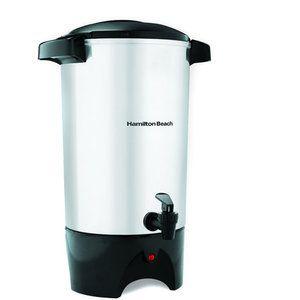 Hamilton Beach 45 Cup Coffee Urn Model 40515r Walmart Com Camping Coffee Maker Coffee Urn Camping Coffee
