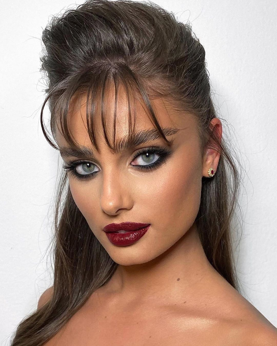 Pin by ROZA on Makeup in 2020 Celebrity makeup looks