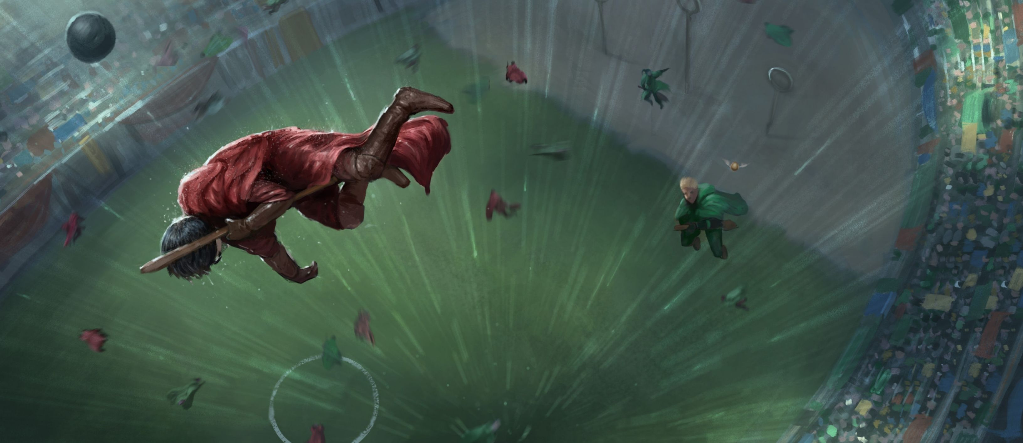 Quidditch bludger