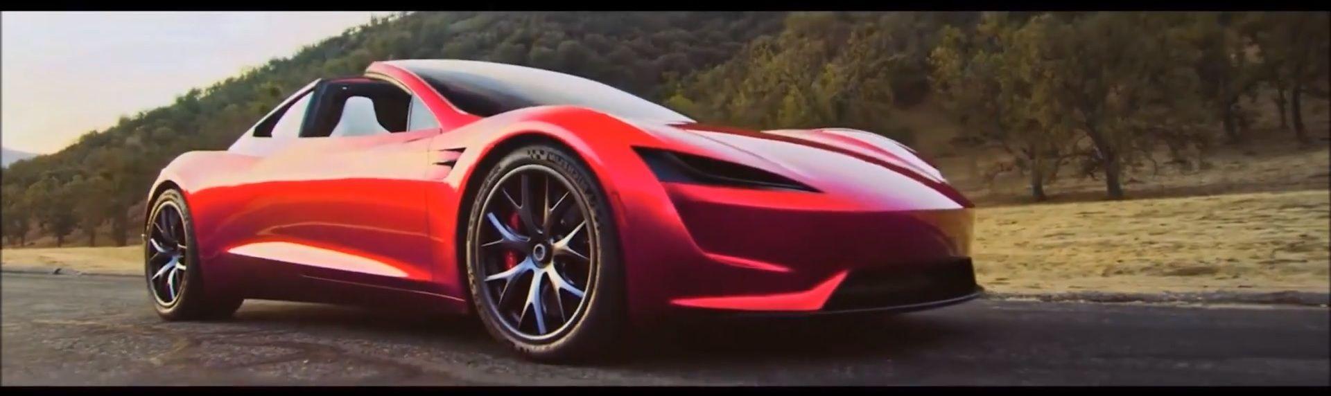 New Tesla Roadster Supercar Comparison New Tesla Roadster Tesla Roadster Roadsters