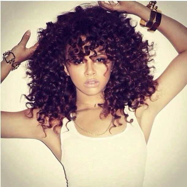 Black Natural Hairstyles For Medium Length Hair Natural Hair Styles Curly Hair Styles Naturally Hair Styles