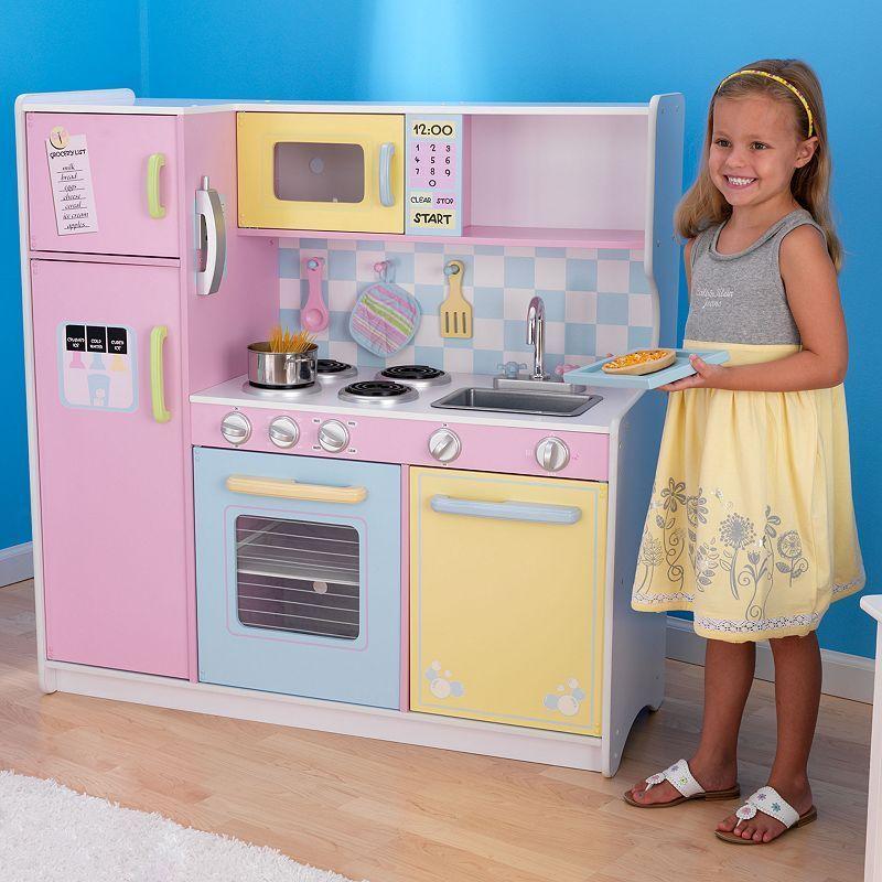 KidKraft Large Kitchen Play Set, Multicolor