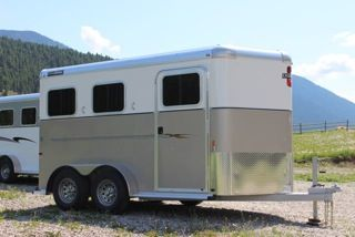 Lovely Charmac Horse Trailer for Sale