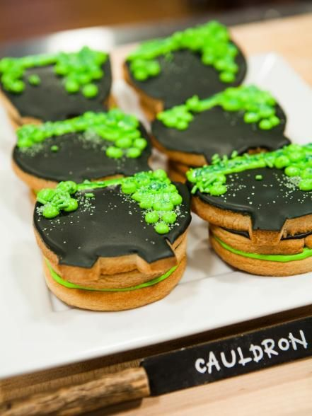 the best treats from halloween baking championship season 3