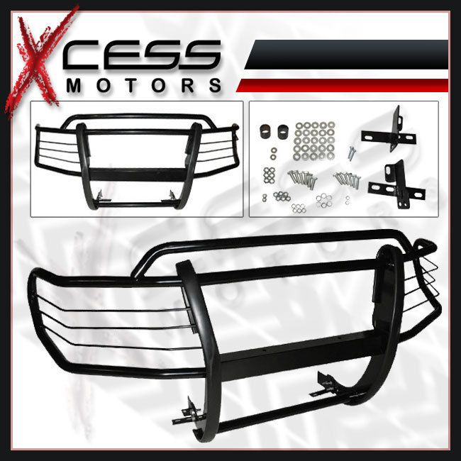 Fit 99 04 Jeep Grand Cherokee Front Grille Guard 2000 2001 2002 2003 Ebay Motors Parts Accessories Car Truck
