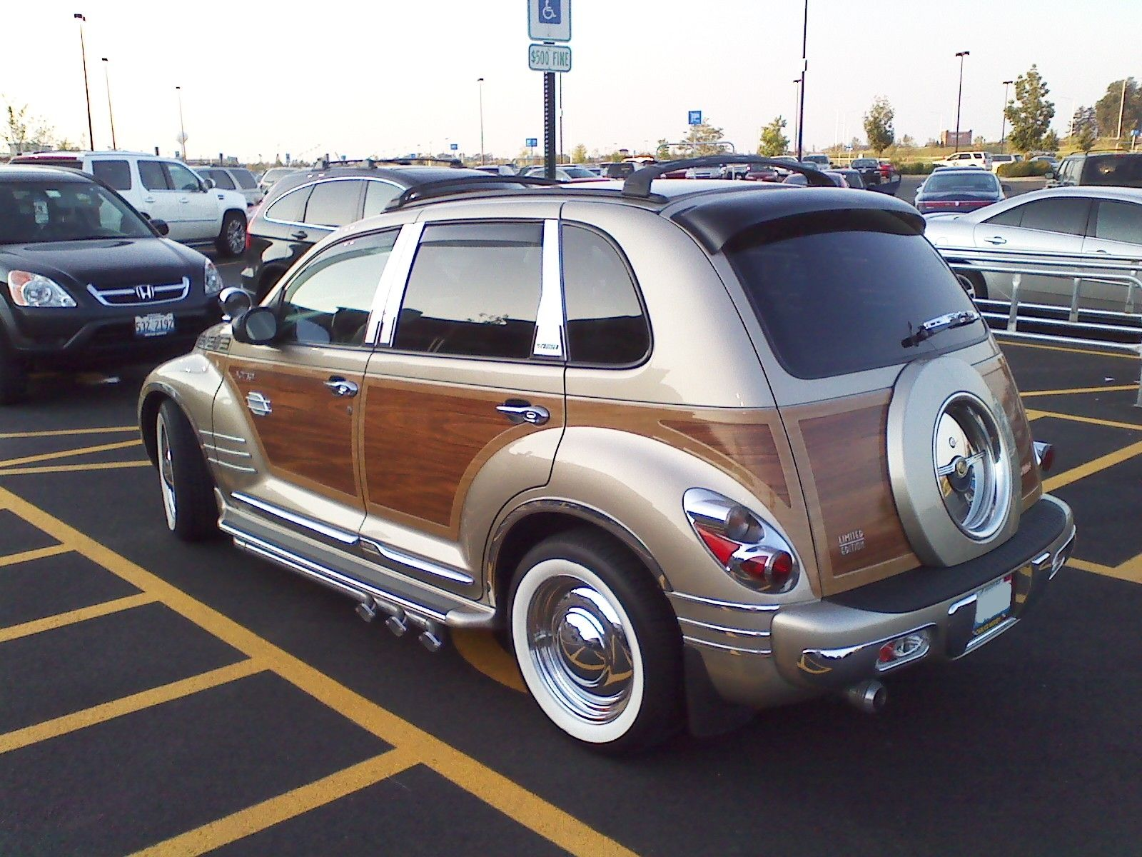 custom pt cruiser | View photo of Custom Chrysler PT Cruiser