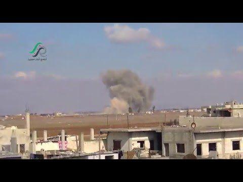 Russian Air Strike Hits Takfiris in Al-Ghantu, Homs (VIDEO) - http://www.therussophile.org/russian-air-strike-hits-takfiris-in-al-ghantu-homs-video.html/