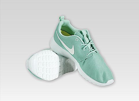 4fed5f1852246 Nike Women s Roshe Run in Tropical Twist Trace Blue-Voltage  70 ...