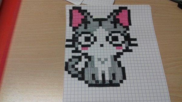 Pixel Art Chi