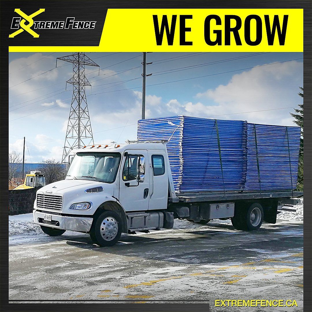 We currently offer our fence rental service within the GTA