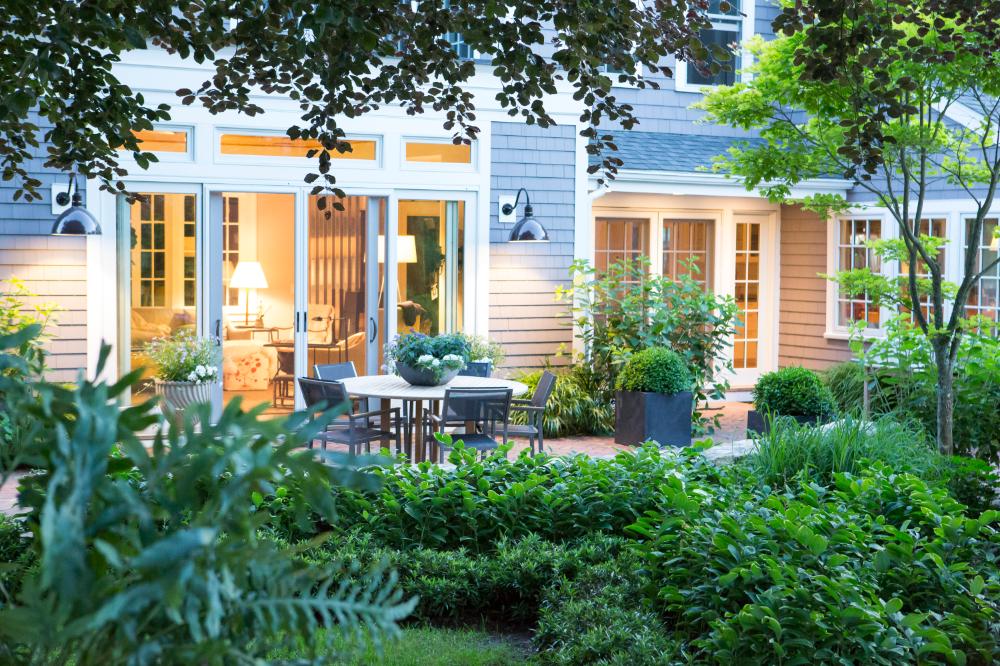 Bartlett Gardens Backyard Shade Landscape Plan Landscape Design