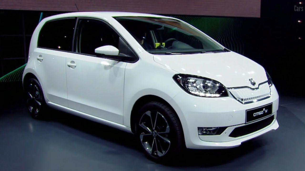 2020 Skoda Citigo Iv Electric Car Unveiled Skoda Electric Cars