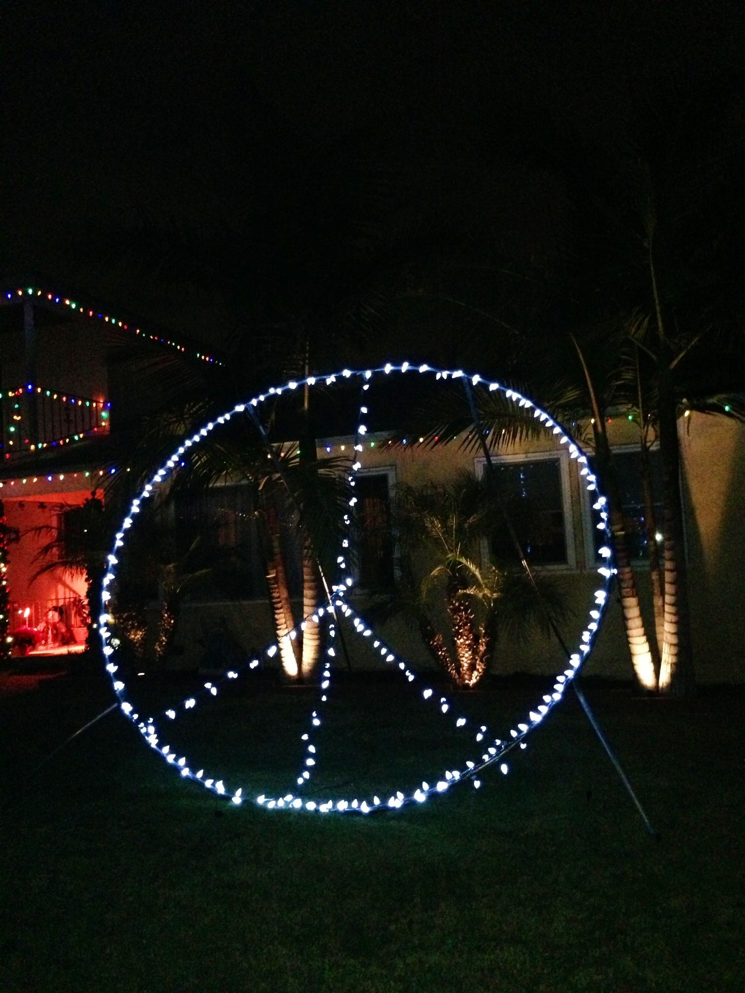 Peace Sign Christmas Lights Outdoor Christmas Lights Icicle Lights Outdoor Christmas Star Lights Outdoor