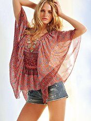 Women S Shirts Blouses Peasant Silk Sexy Blouses At Victoria S