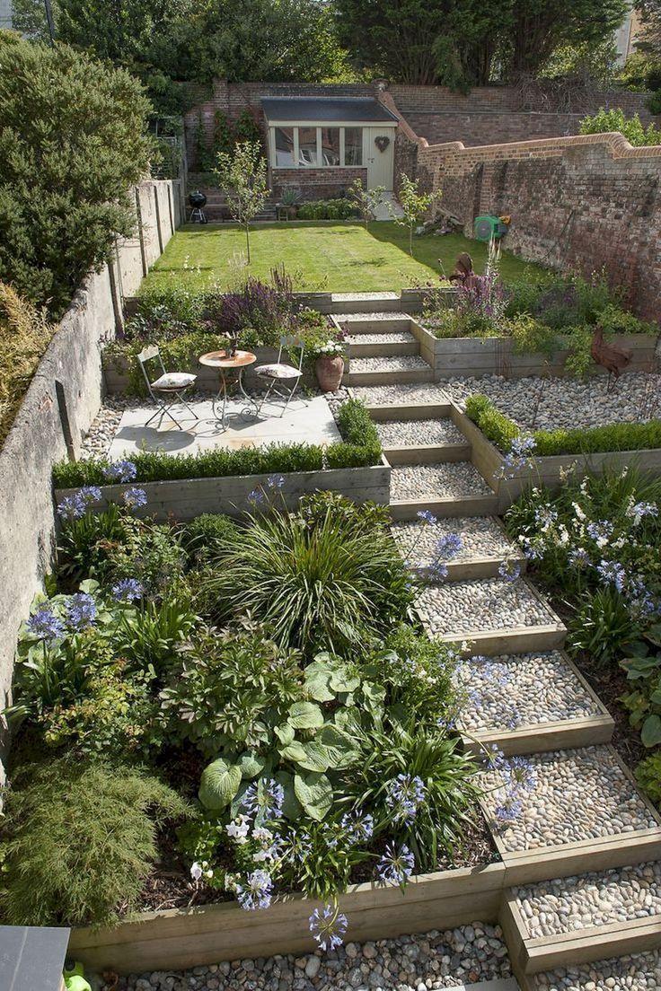 85 Atemberaubende Gartenideen für den Garten im Hinterhof #atemberaubende #gard #cottagegardens