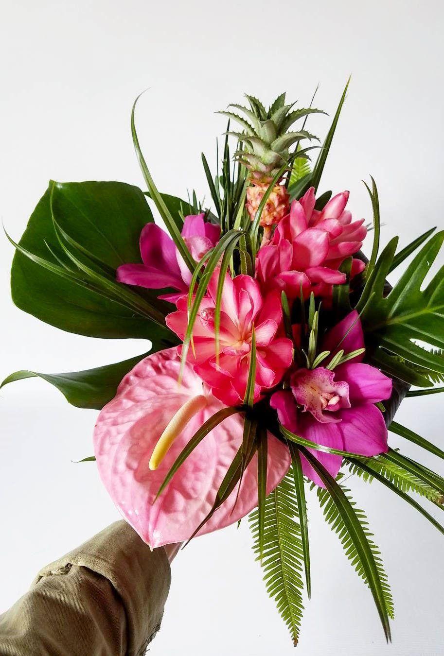 15 Tropical Wedding Bouquets Ideas Wedding Forward Tropical Flowers Bouquet Tropical Wedding Bouquets Tropical Wedding Flowers