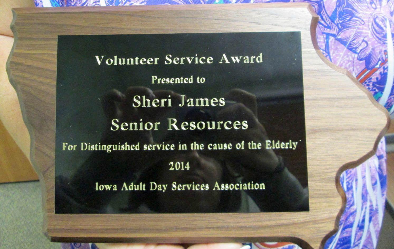 Volunteering at Senior Resources Volunteer services