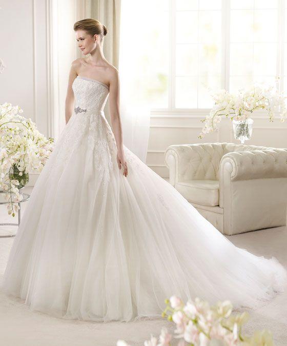 gala novias_colección san patrick_vestido argelia | wedding look