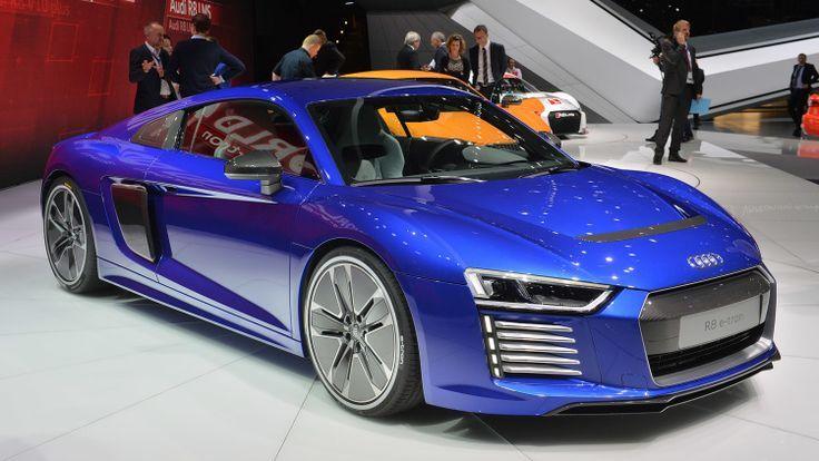 Fresh 2016 Audi R8 Etron