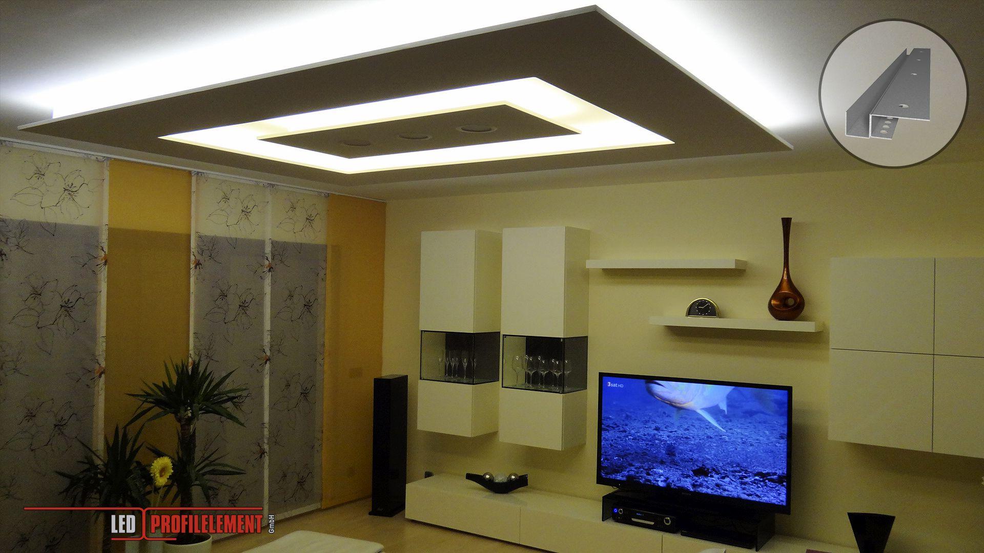 VitalCONTOUR verwandelt Technik in eine tolle Atmosphäre Elegante und energiesparende indirekte Beleuchtung einfach installiert